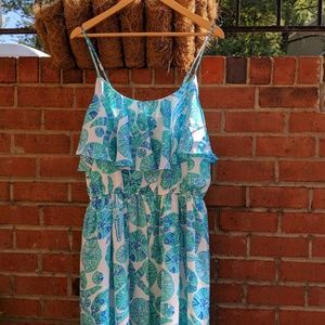 Lilly Pulitzer for Target Knee Length Dress XXL